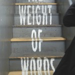 Weight of words Stairs