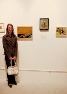 Margot Rogers Harvard Art Show