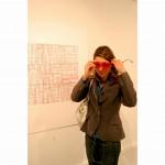 Margot Rogers rose glasses
