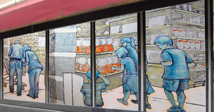 Revitalization Mural