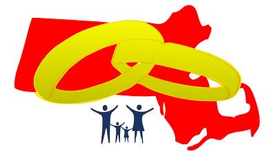 Custom logo design March for Marriage
