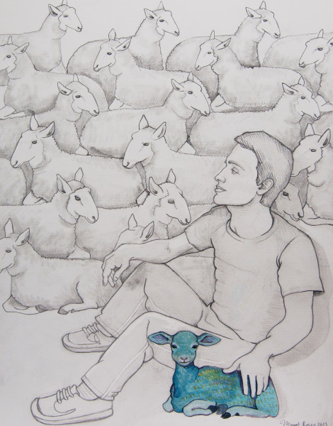 You are my sheep